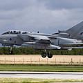 A Royal Air Force Tornado Gr4a Landing by Daniele Faccioli