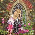 A Secret Garden by Tanya Gerber