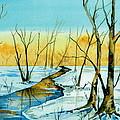 A Sign Of Winter by Brenda Owen