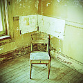 A Small Chair by Holly Blunkall