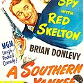 A Southern Yankee, Us Poster, Red by Everett