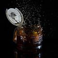 A Splash Of Coffee by Randy Turnbow
