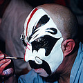 A Spooky Kabuki by Carl Purcell