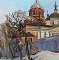 A Spring Message by Juliya Zhukova