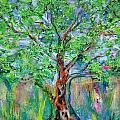 A Springy Notion by Regina Valluzzi