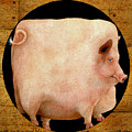 A Square Pig In A Round Hole... by Will Bullas