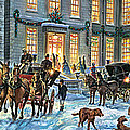 A Stately Christmas by Steve Crisp