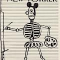Untitled Circa 1967 by Saul Steinberg