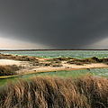 A Storm A Coming - Outer Banks I by Dan Carmichael