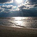 A Storm Is Brewing Over The Gulf Coast by Christiane Schulze Art And Photography