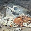 A Study Of Skulls by Codyrose Bowden