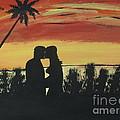 A Summer Kiss by Jeffrey Koss