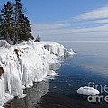 A Superior Winter Day #2 by Sandra Updyke