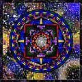 A Surrealistic Mandala by Mario Carini