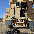 A Talon Mark 2 Bomb Disposal Robot by Stocktrek Images