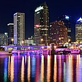 A Tampa Bay Night