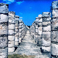 A Thousand Columns by Roy Pedersen