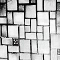 A Tiled Wall by Debbie Nobile