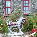 A Treasure In A Garden by Barbara McDevitt