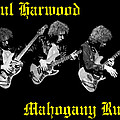 A Trinity Of Harwood by Ben Upham