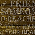 A True Friend by Movie Poster Prints
