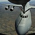 A U.s. Air Force Kc-135r Stratotanker by Stocktrek Images