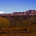 A Utah Landscape In Autumn by Jeff Swan