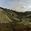 A Valley by Philippe Rousseau