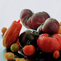 A Variety Of Vegetables by Romulo Yanes