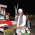 A Vendor In Alexandria Egypt by Christy Gendalia