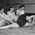 A Very Flexible Woman by Underwood Archives