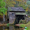 A Very Old Grist Mill by Paul Ward