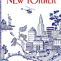 A View Of New York City by Pamela Paparone