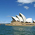 A View Of The Sydney Opera House by Anonymous
