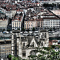 A View Of Vienne France by Tom Prendergast