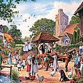 A Village Wedding by Steve Crisp