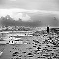 A Walk At Dusk by Debbie Karnes