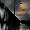 A Walk In The Park by Ken Marsh