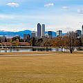 A Walk In The Park by Robert VanDerWal