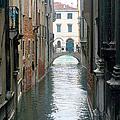 A Waterway Of Venice  by Christy Gendalia