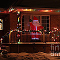 A Welcome From Santa by Janice Byer
