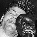 A Welterweight Uppercut by Underwood Archives