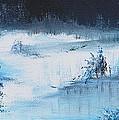 A Winter Scene by Alys Caviness-Gober