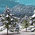 A Winter Scene... by Tim Fillingim