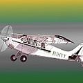 A1a Husky Aviat Airplane by Jack Pumphrey