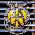 Aa Mu Emblem by Melinda Ledsome