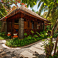 Aaramu Spa Hideaway In Tropical Garden. Maldives by Jenny Rainbow