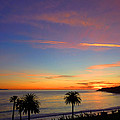 Abalone Cove Sunset by Karey and David Photography