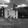 Abandon Stone House 3  by Gerald Marella