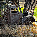 Abandon Truck by Ron Roberts